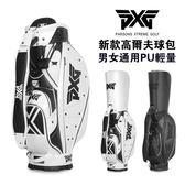 新年禮物-高爾夫球包男士高爾夫球袋新品標準球包PU人造皮革防水耐臟wy