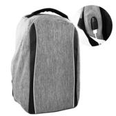 防盜減壓雙肩包 防盜包 雙肩包 減壓包 透氣 USB充電孔【EA0039】後背包 大容量