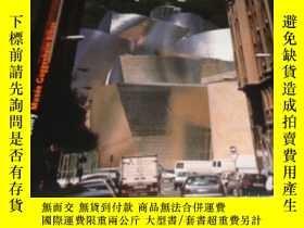 二手書博民逛書店2手法文罕見Frank O Gehry Musee Guggen