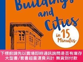二手書博民逛書店Draw罕見Buildings and Cities in 15 Minutes: The super-fast