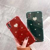 【SZ24】貝殼紋愛心 軟殼 iphone XS MAX手機殼 iphone XR XS手機殼 iphone 8plus手機殼 iphone 6s plus手機殼