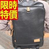 後背包-唯美韓風迷人皮革情侶款-雙肩包-1款59ab49【巴黎精品】