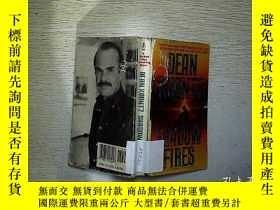 二手書博民逛書店SHADOW罕見FIRES (20)Y203004