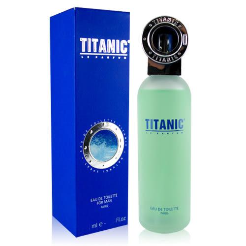 TITANIC 鐵達尼 同名男性淡香水100ml【UR8D】