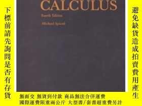 二手書博民逛書店Calculus,罕見4th EditionY307751 Michael Spivak Publish Or