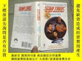 二手書博民逛書店Star罕見Trek:The Next Generation #