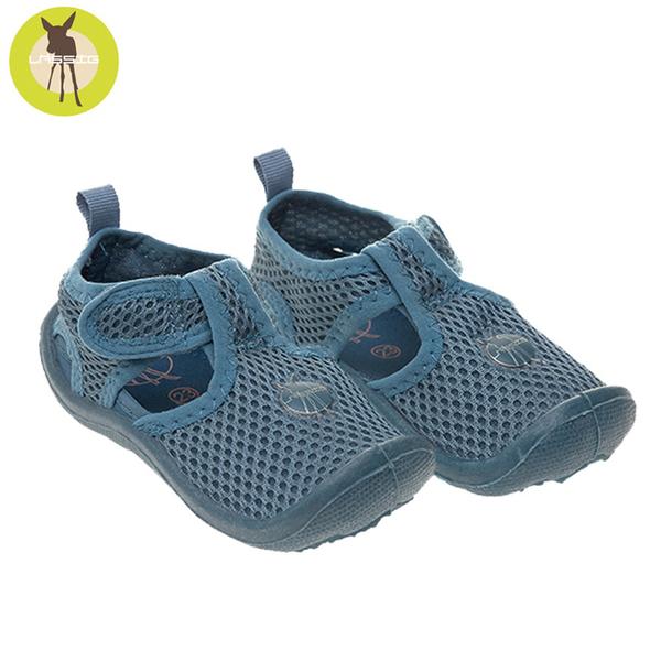 德國lassig-嬰幼童透氣快乾輕量沙灘涼鞋-藏青藍