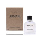 GIORGIO ARMANI 亞曼尼經典男性淡香水 小香7ml