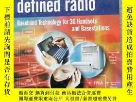 二手書博民逛書店Software罕見Defined Radio - Baseba