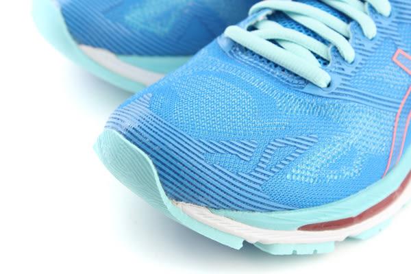 亞瑟士 ASICS 運動鞋 女鞋 藍色 T751N-4306 no308