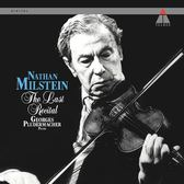 【停看聽音響唱片】【黑膠LP】最後的音樂會 / 米爾斯坦(小提琴)、普魯德曼徹(鋼琴)  (180g 2LP)