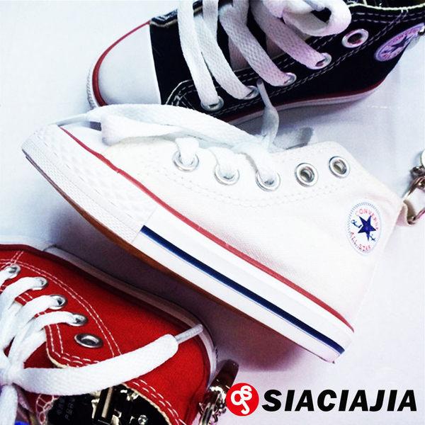SCJ-Converse迷你帆布鞋8000mAh行動電源