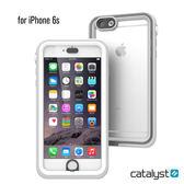 catalyst Apple iPhone6 6S  IP68防水軍規防震防泥超強保護殼●簡約灰白