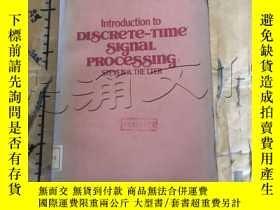 二手書博民逛書店Introduction罕見to Discrete-time S