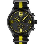 TISSOT天梭 韻馳系列環法自行車賽2017特別款計時手錶-45mm T1166173705700