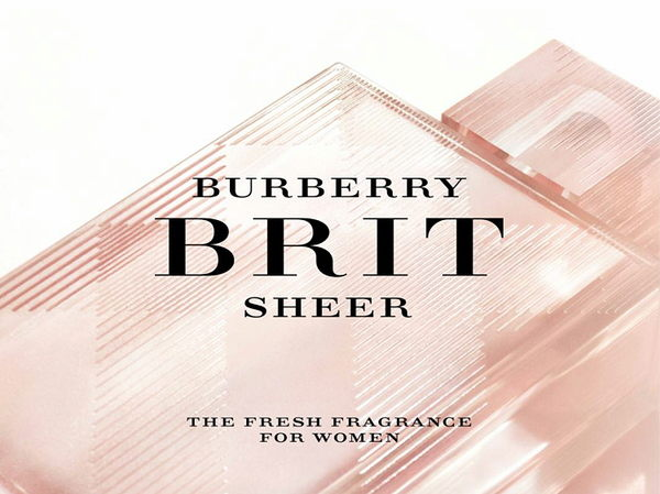 Burberry Brit Sheer 粉紅風格淡香水 100ml