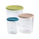 BEABA 副食品儲存罐3入組(顏色隨機)[衛立兒生活館]