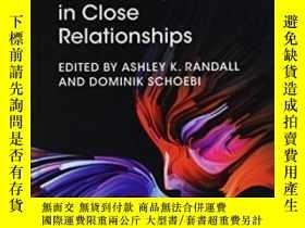 二手書博民逛書店Interpersonal罕見Emotion Dynamics In Close RelationshipsY
