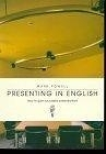二手書博民逛書店《Presenting in English: How to G
