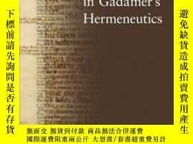 二手書博民逛書店The罕見Inner Word In Gadamer s HermeneuticsY256260 Arthos