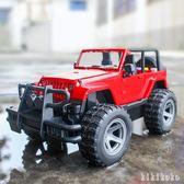 模型汽車 男孩大號越野車玩具耐摔兒童音樂早教玩具吉普車汽車模型  XY6908【KIKIKOKO】TW