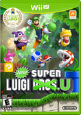 WiiU New Super Luigi U New 超級路易吉 U(美版代購)