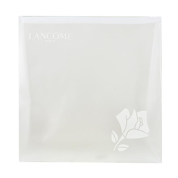 LANCOME 蘭蔻 霧面果凍夾鏈袋/收納袋 (中) 【橘子水美妝】