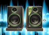 ◎音響世界◎新款Mackie CR3 三吋50W專業多媒體監聽喇叭一對--公司貨贈進口升級線套組