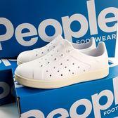 中童PEOPLE THE ACE KIDS 防水休閒鞋《7+1童鞋》6043白色