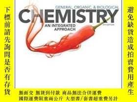 二手書博民逛書店General罕見Organic And Biological Chemistry: An Integrated
