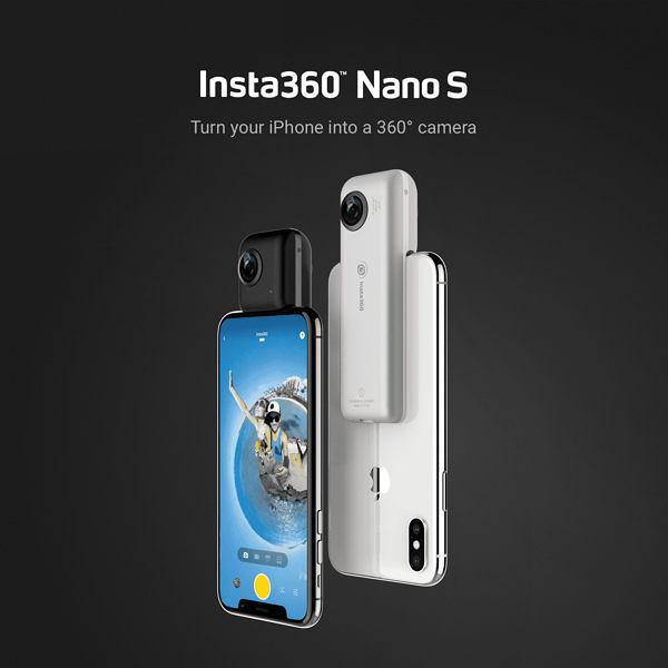 Insta360 nano S 公司貨