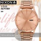 NIXON實體店The Sentry SS街頭潮流腕錶A356-2730公司貨/禮物/極限運動/名人