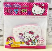 【震撼精品百貨】Hello Kitty 凱蒂貓~三麗鷗KITTY韓國棉布抗菌口罩-愛心#04115