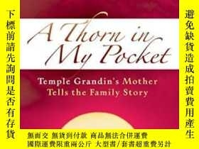 二手書博民逛書店Thorn罕見In My PocketY255562 Eustacia Cutler Future Horiz