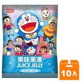 盛香珍 哆啦A夢果味果凍 綜合口味 420g (10入)/箱