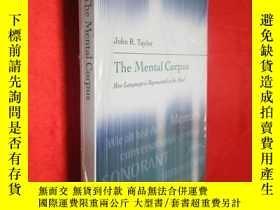 二手書博民逛書店The罕見Mental Corpus: How Language