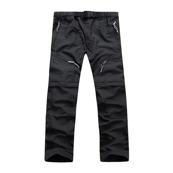 兩截式速乾防潑水透氣休閒工作褲 3色可選