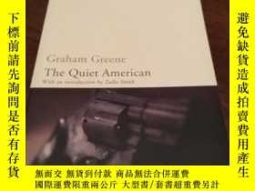 二手書博民逛書店The罕見Quiet AmericanY284471 Graha