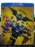 影音專賣店-Q00-547-正版BD【樂高蝙蝠俠電影 3D+2D 有外紙盒】-藍光動畫 DC