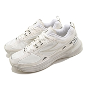 FILA 休閒鞋 BTS X Project 7 Curvelet 白 灰 男鞋 女鞋 髒髒鞋 仿舊 防彈少年團 【ACS】 4J538U920