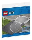 樂高LEGO CITY 彎道和十字路口 60237 TOYeGO 玩具e哥