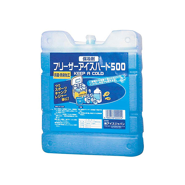 [Holiday Land] 日本 伸和假期 急凍抗菌保冷媒 500g (HDLR500)