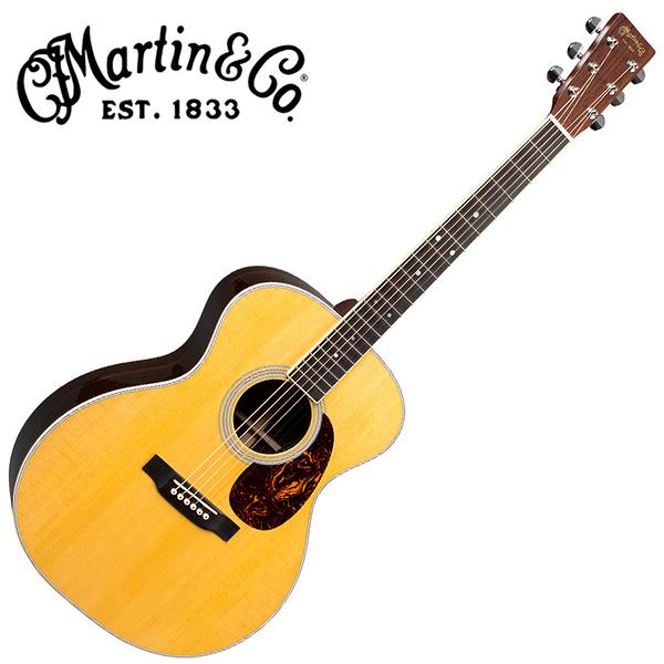 Martin GP-35E 嚴選錫特卡雲杉單板 東印度紅木電吉他 - 拾音器Fishman® Aura VT Enhance 或 LR Baggs Anthem
