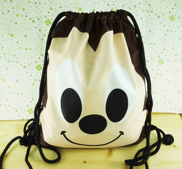 【震撼精品百貨】Micky Mouse_米奇/米妮 ~縮口後背包-米奇