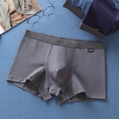 男士平角內褲一條裝純棉質石墨烯抗菌薄款透氣四角褲舒適青年底褲 店慶降價
