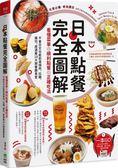 日本點餐完全圖解:看懂菜單╳順利點餐╳正確吃法,不會日文也能前進燒肉、拉麵、壽...