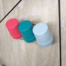 杯架 漱口杯架(台灣製造不鏽鋼)置杯架 平整 凹凸粗糙不平整(超黏貼)皆可貼 無痕掛勾