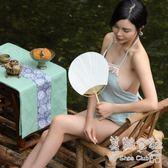 吊帶肚兜式睡衣 女士性感成人套誘惑騷古代宮廷古典民族風 BS20065『美鞋公社』