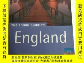二手書博民逛書店THE罕見ROUGH GUIDE TO EnglandY247009 出版2004