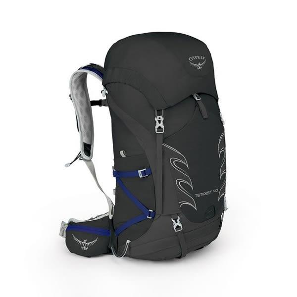 [Osprey] 女 Tempest 40L 專業登山背包 黑 XS/S (10000874BK-WX/S) 秀山莊戶外用品旗艦店